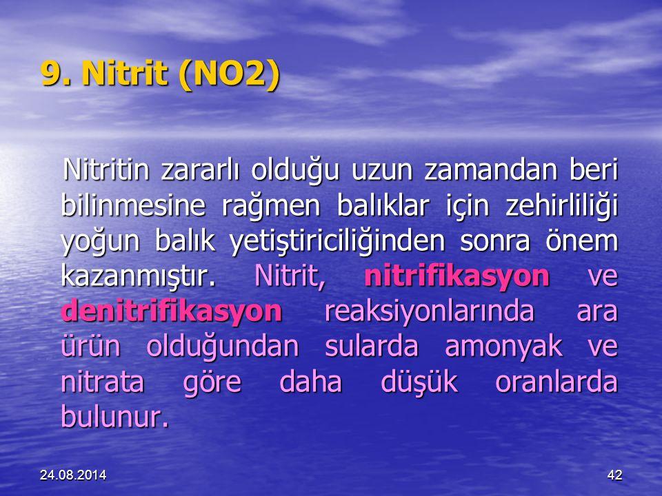 9. Nitrit (NO2)