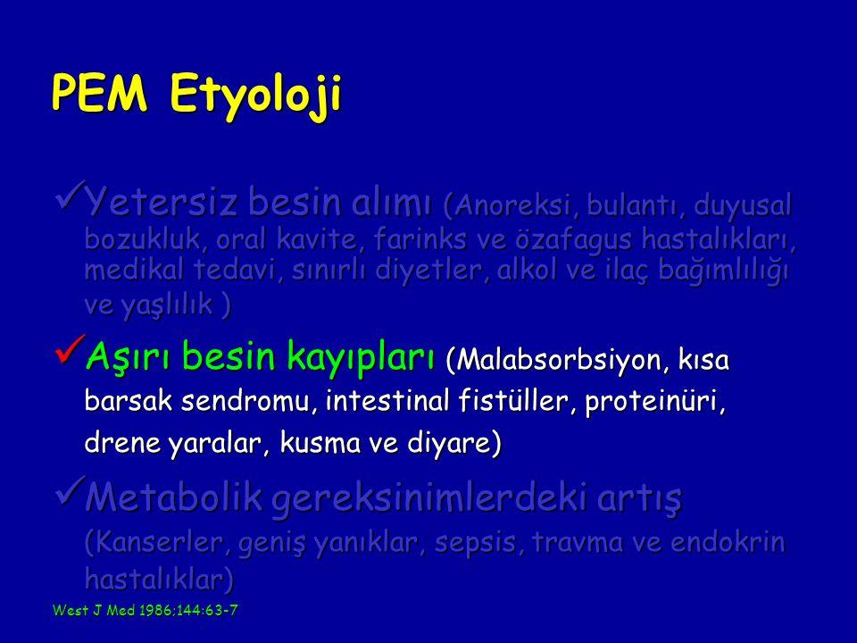 PEM Etyoloji