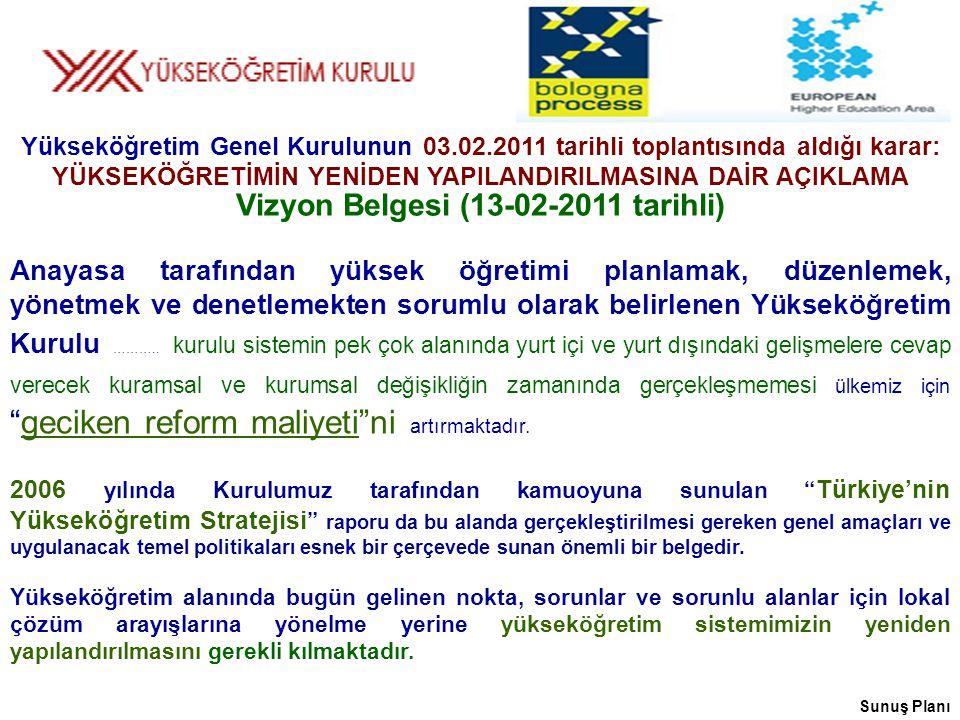 Vizyon Belgesi (13-02-2011 tarihli)