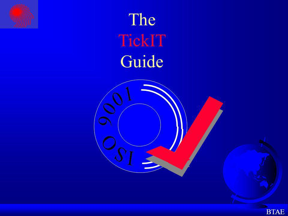 The TickIT Guide 1