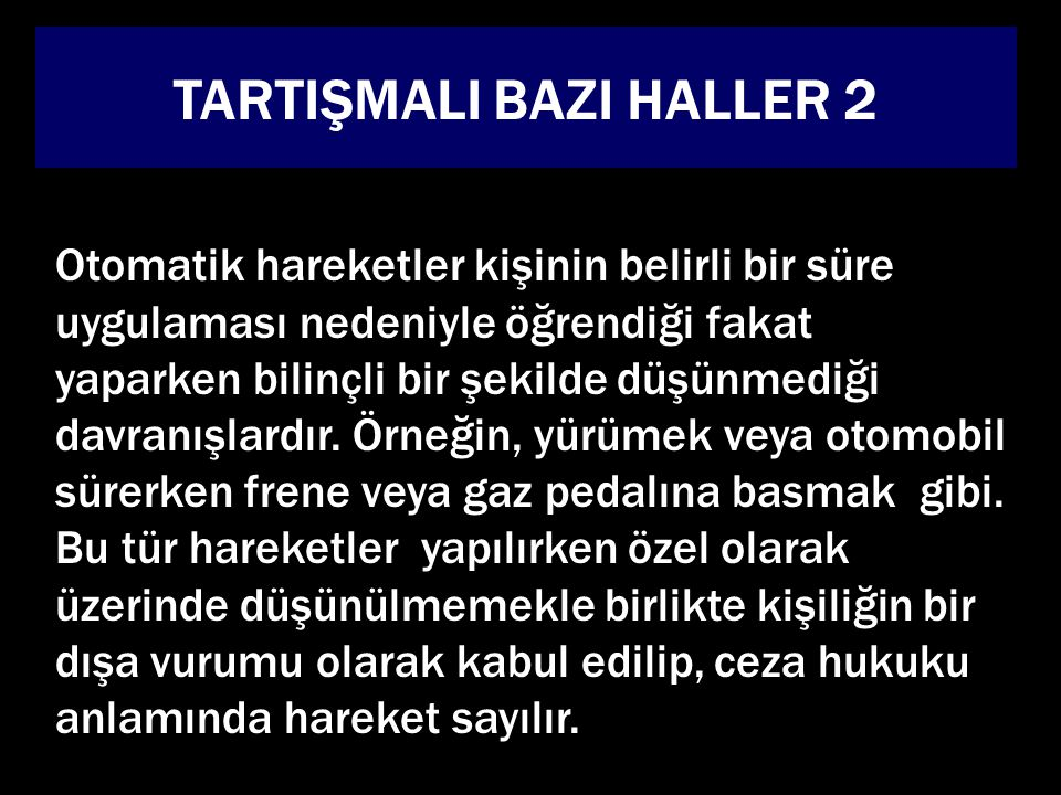 TARTIŞMALI BAZI HALLER 2