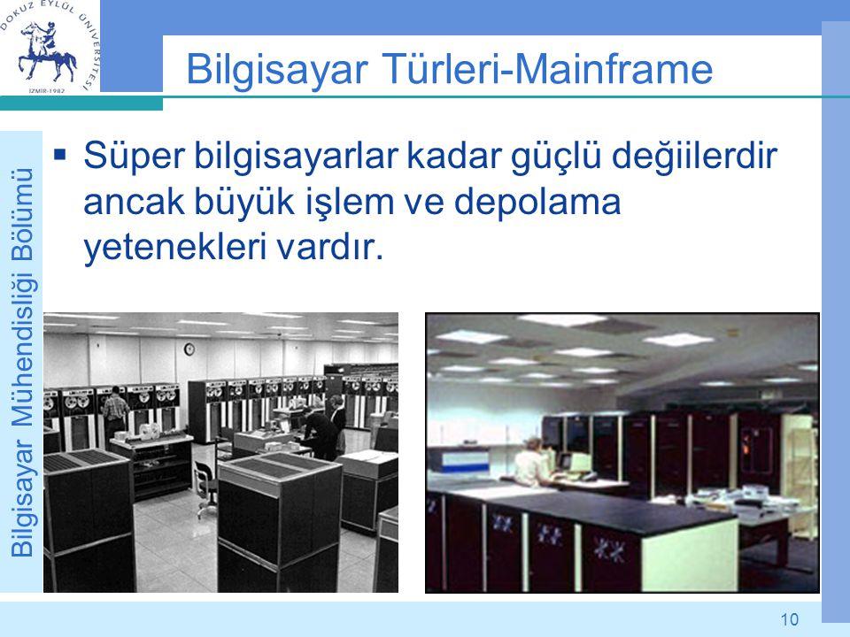 Bilgisayar Türleri-Mainframe
