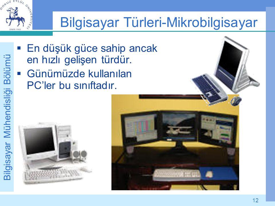 Bilgisayar Türleri-Mikrobilgisayar