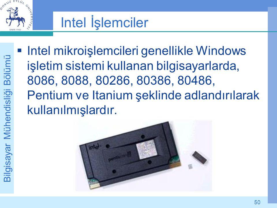 Intel İşlemciler