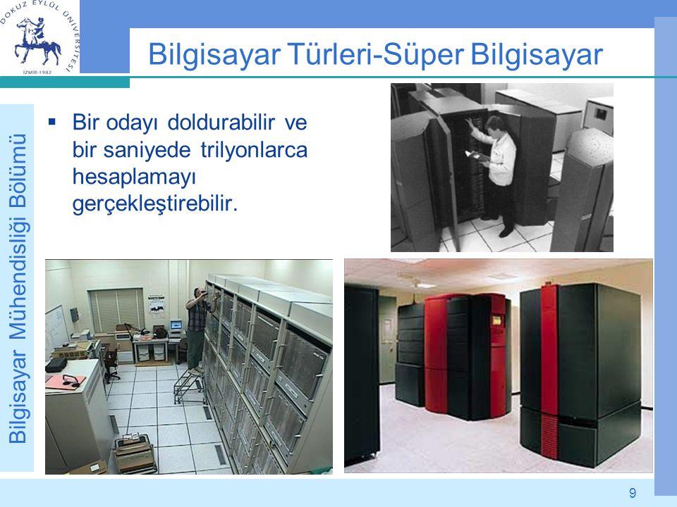 Bilgisayar Türleri-Süper Bilgisayar