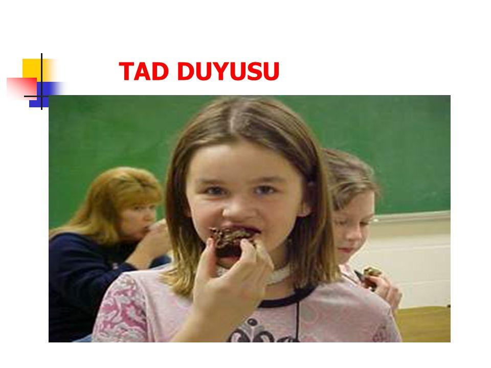 TAD DUYUSU
