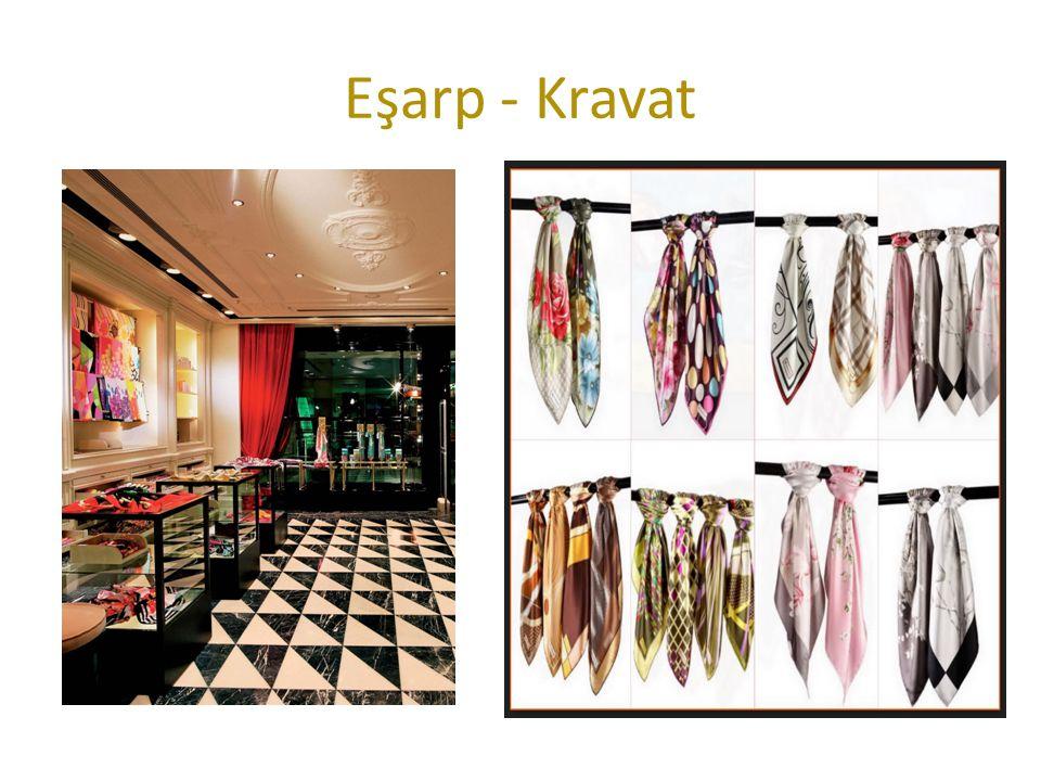 Eşarp - Kravat
