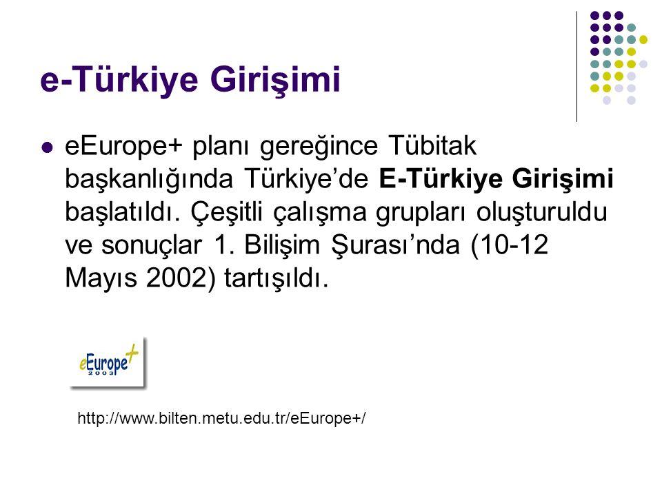 e-Türkiye Girişimi