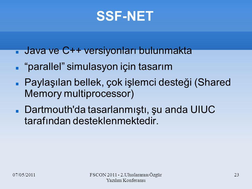 FSCON 2011 - 2.Uluslararası Özgür Yazılım Konferansı