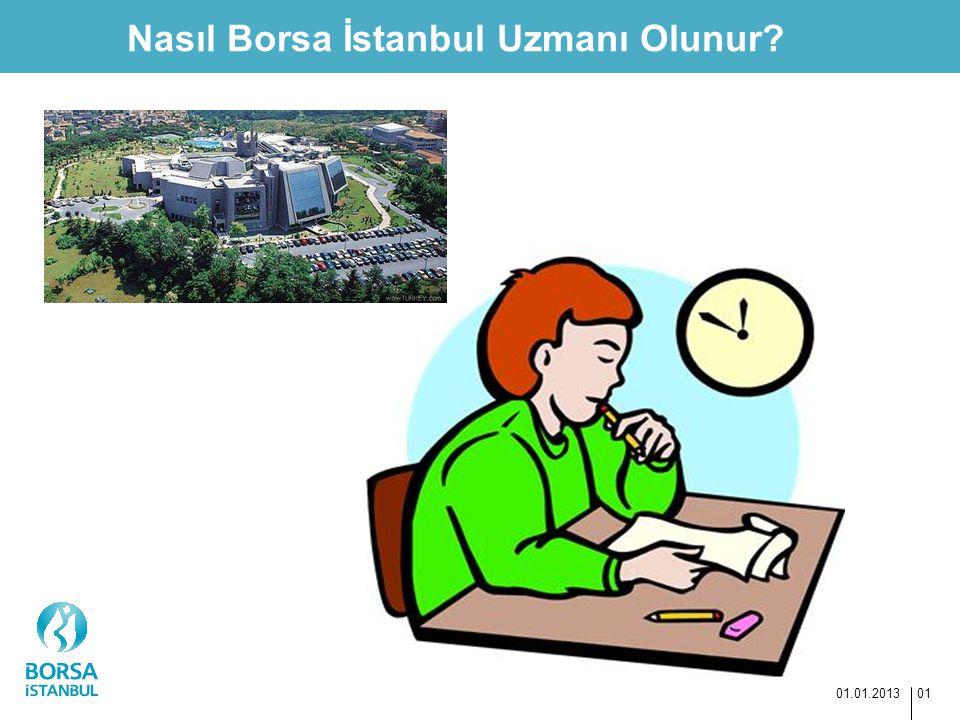 Nasıl Borsa İstanbul Uzmanı Olunur