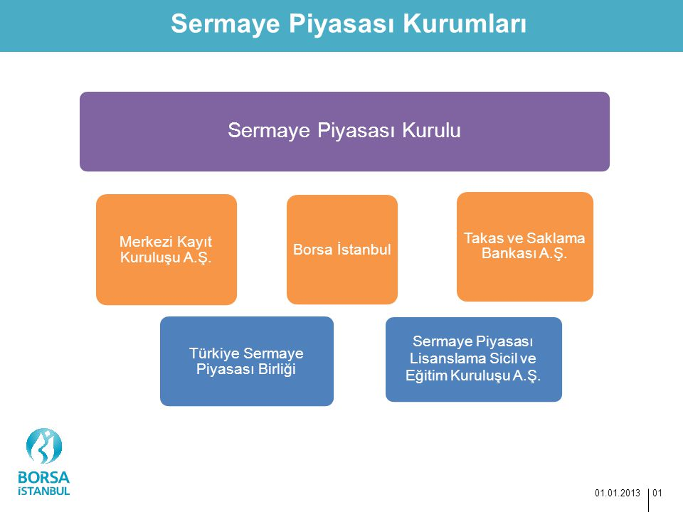Sermaye Piyasası Kurumları