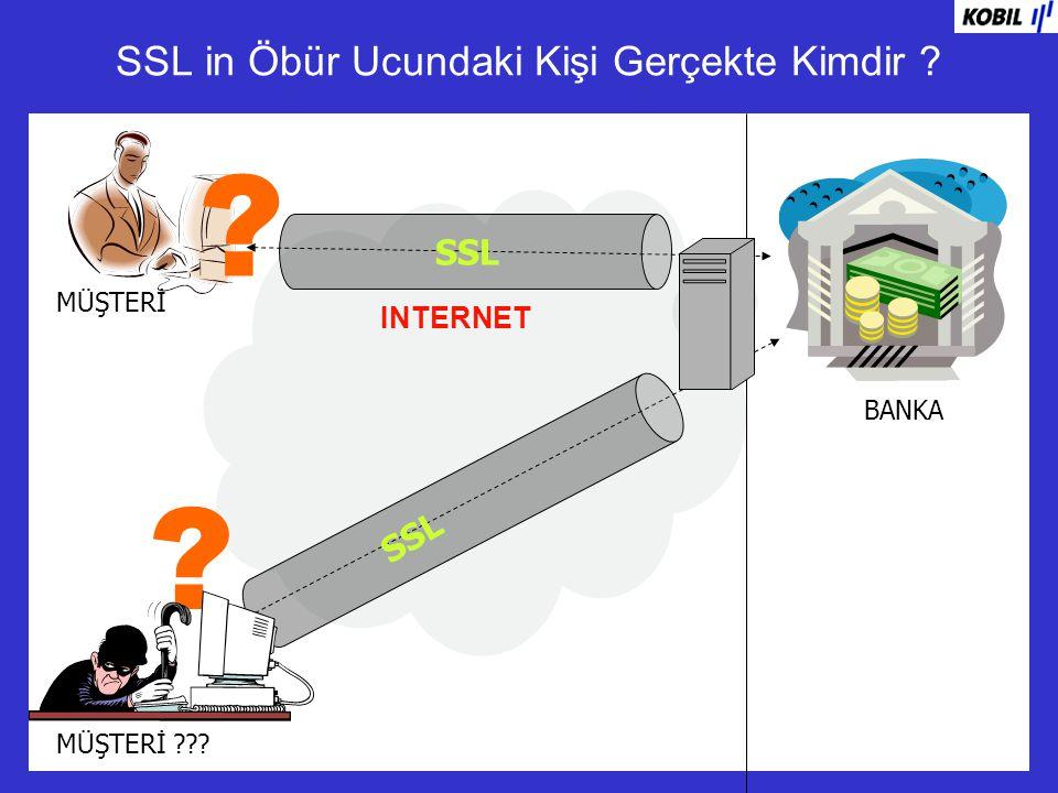 SSL in Öbür Ucundaki Kişi Gerçekte Kimdir