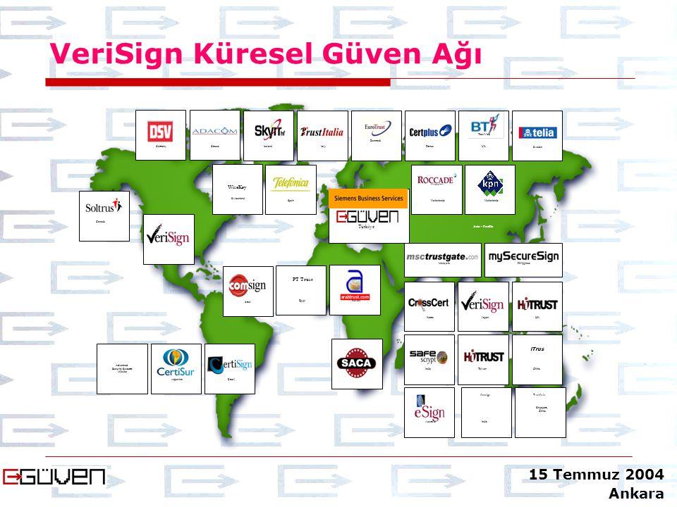 VeriSign Küresel Güven Ağı