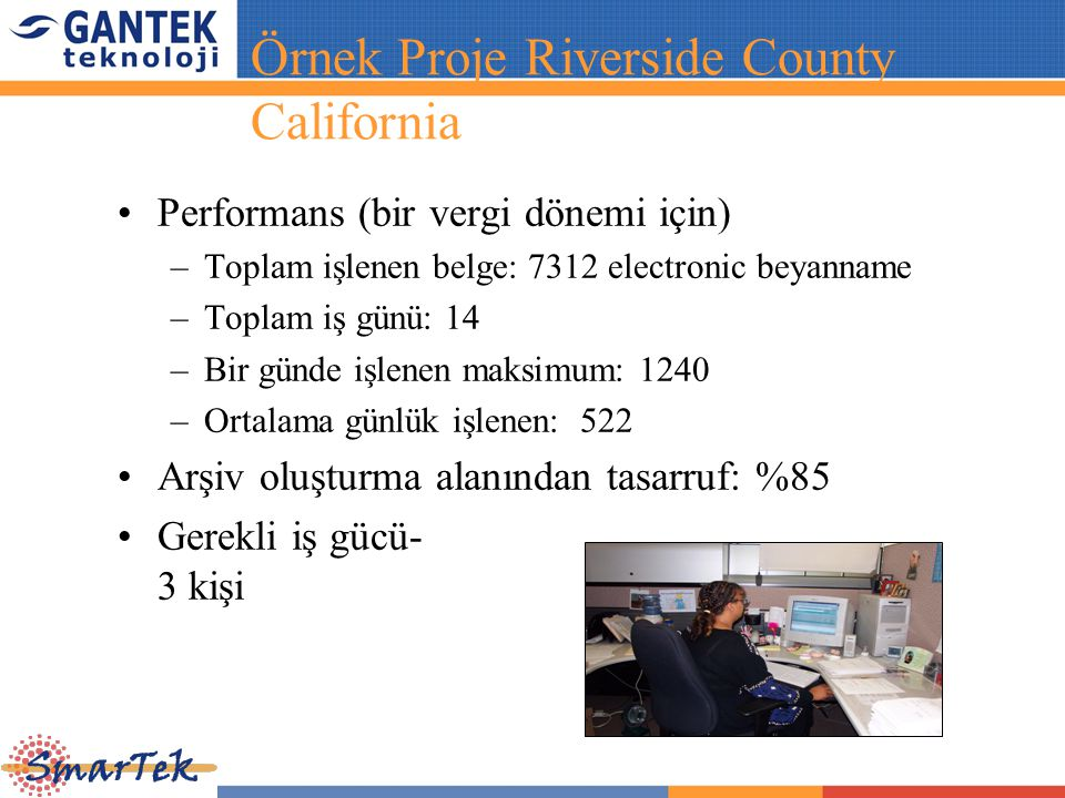 Örnek Proje Riverside County California