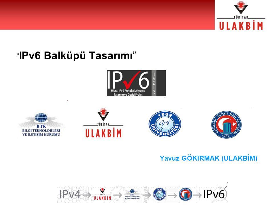 IPv6 Balküpü Tasarımı