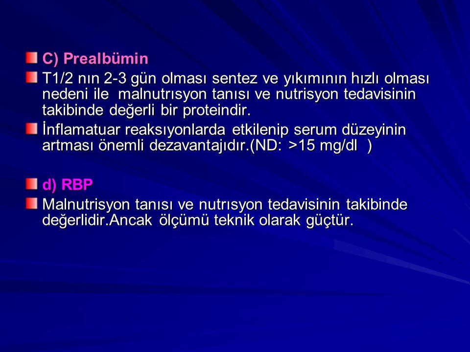 C) Prealbümin
