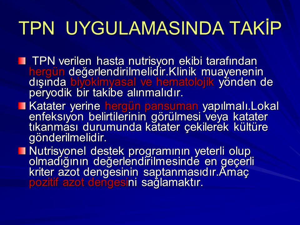 TPN UYGULAMASINDA TAKİP