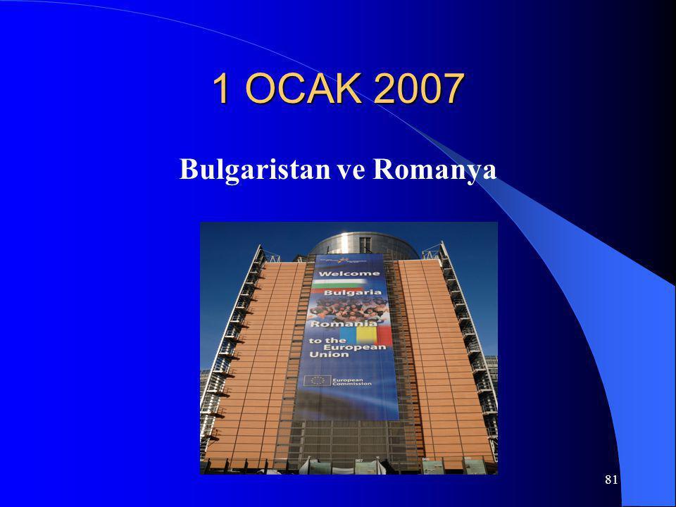 Bulgaristan ve Romanya