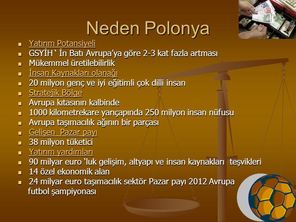 Neden Polonya Yatırım Potansiyeli