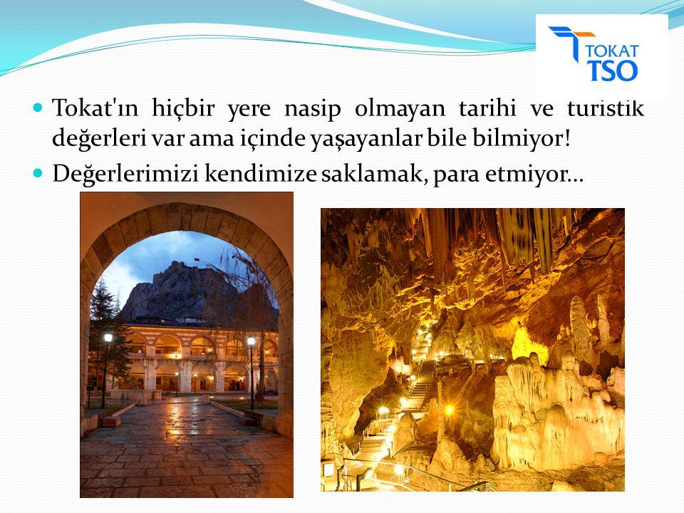 Tokat ın hiçbir yere nasip olmayan tarihi ve turistik değerleri var ama içinde yaşayanlar bile bilmiyor!