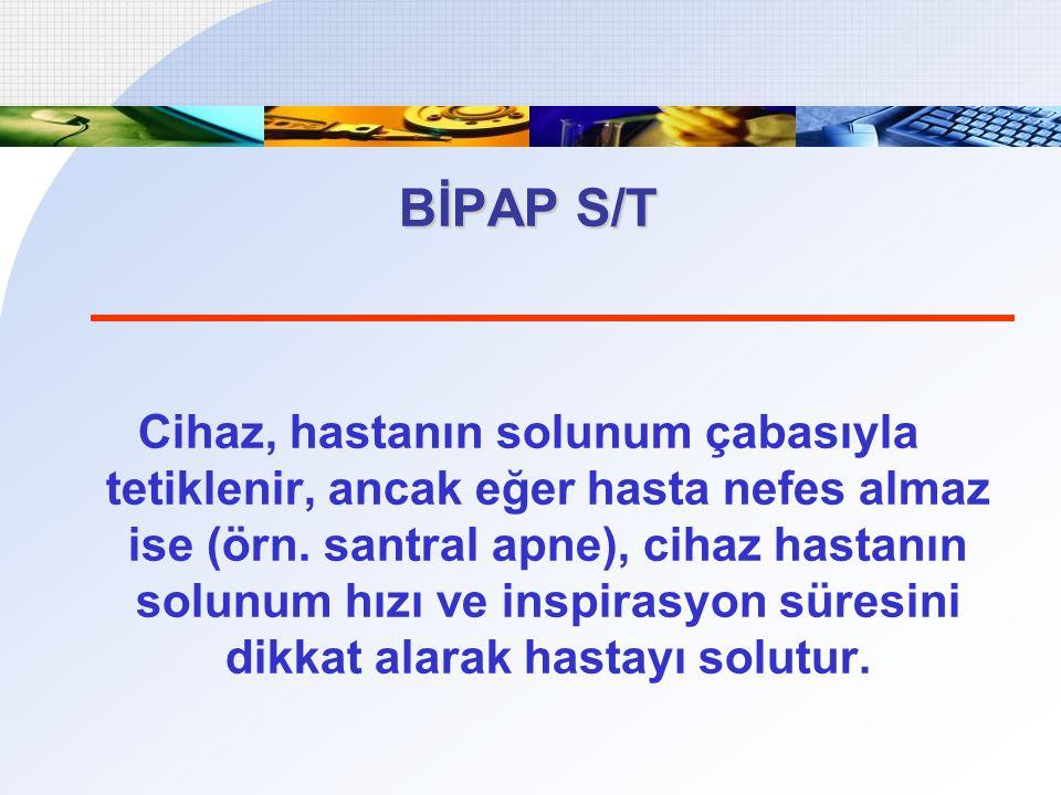 BİPAP S/T
