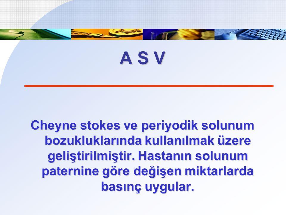 A S V