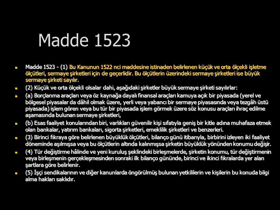 Madde 1523