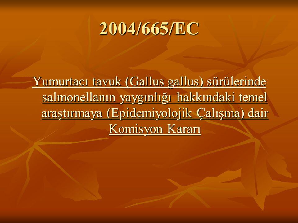 2004/665/EC