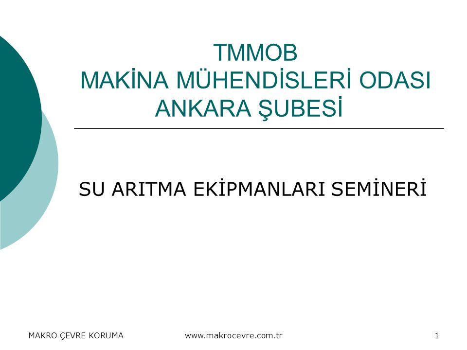 TMMOB MAKİNA MÜHENDİSLERİ ODASI ANKARA ŞUBESİ