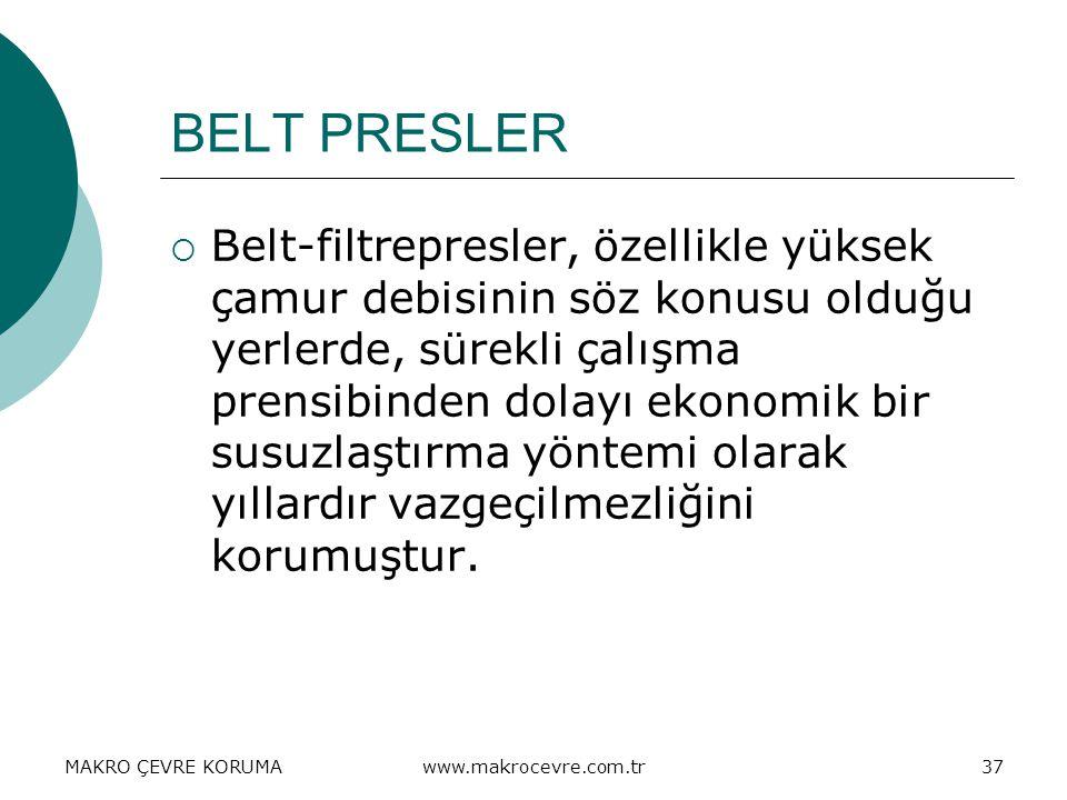 BELT PRESLER