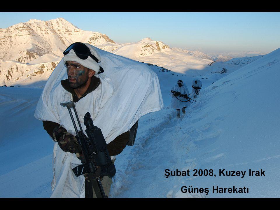 Şubat 2008, Kuzey Irak Güneş Harekatı