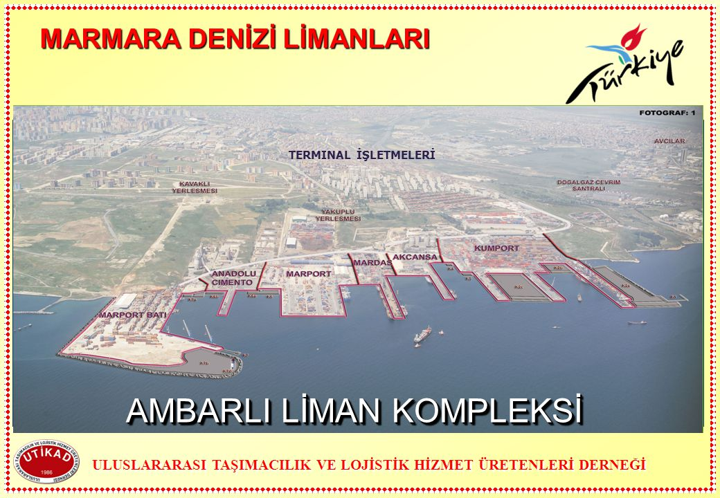 AMBARLI LİMAN KOMPLEKSİ