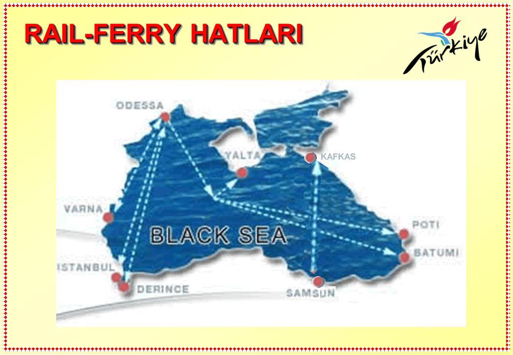RAIL-FERRY HATLARI