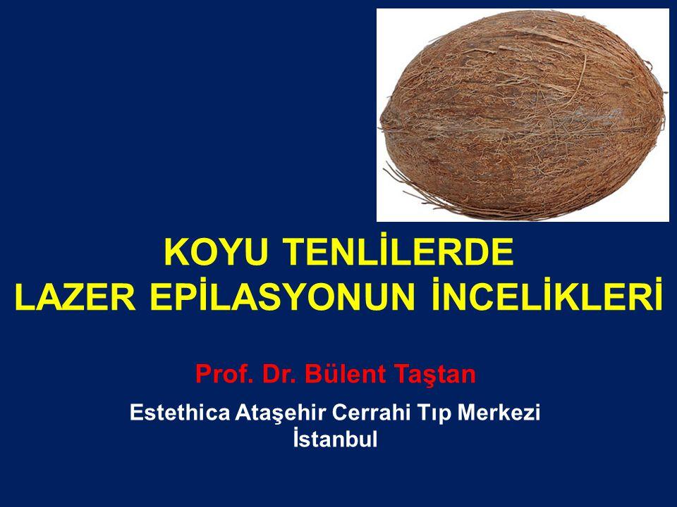 LAZER EPİLASYONUN İNCELİKLERİ Estethica Ataşehir Cerrahi Tıp Merkezi