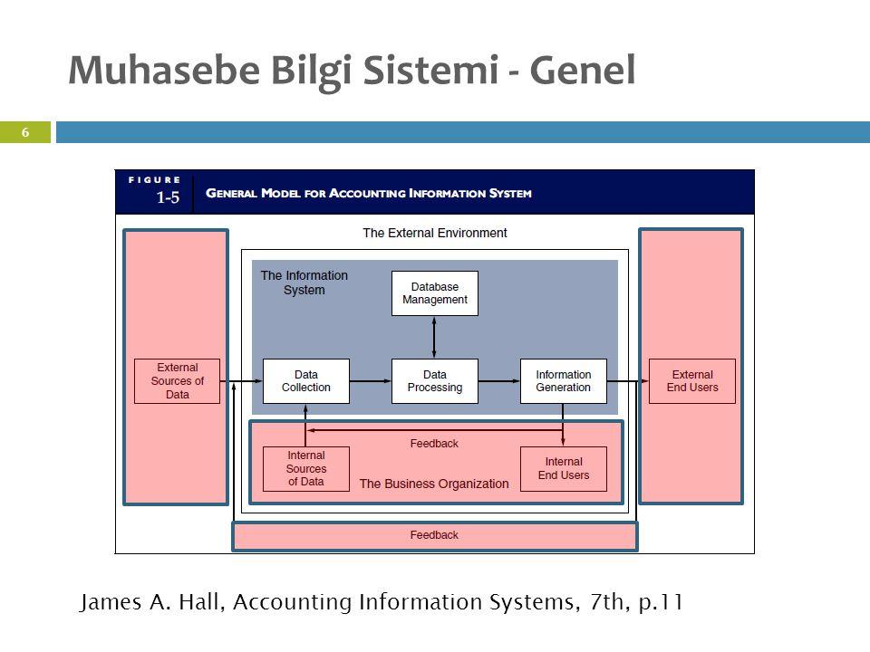Muhasebe Bilgi Sistemi - Genel