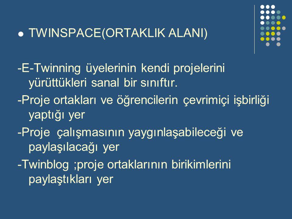 TWINSPACE(ORTAKLIK ALANI)
