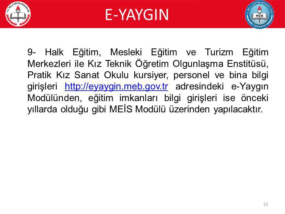 E-YAYGIN