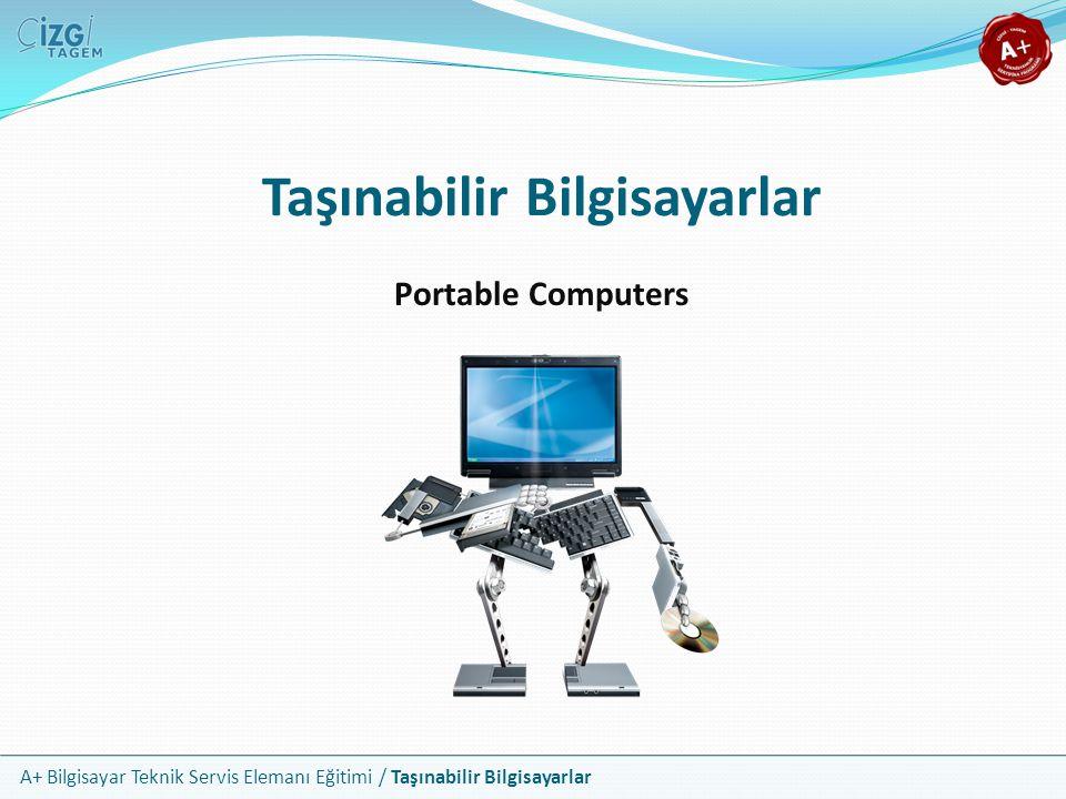 Taşınabilir Bilgisayarlar