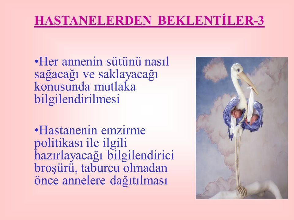HASTANELERDEN BEKLENTİLER-3