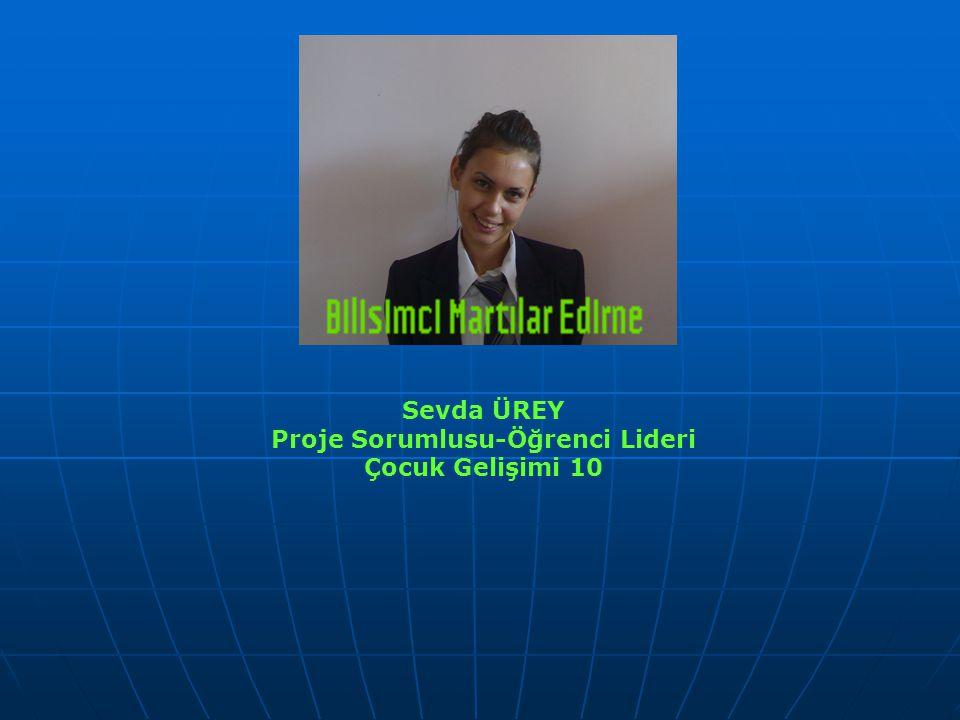 Proje Sorumlusu-Öğrenci Lideri