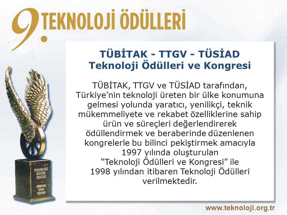 Teknoloji Ödülleri ve Kongresi