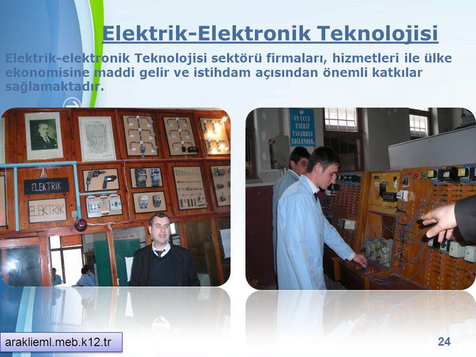 Elektrik-Elektronik Teknolojisi