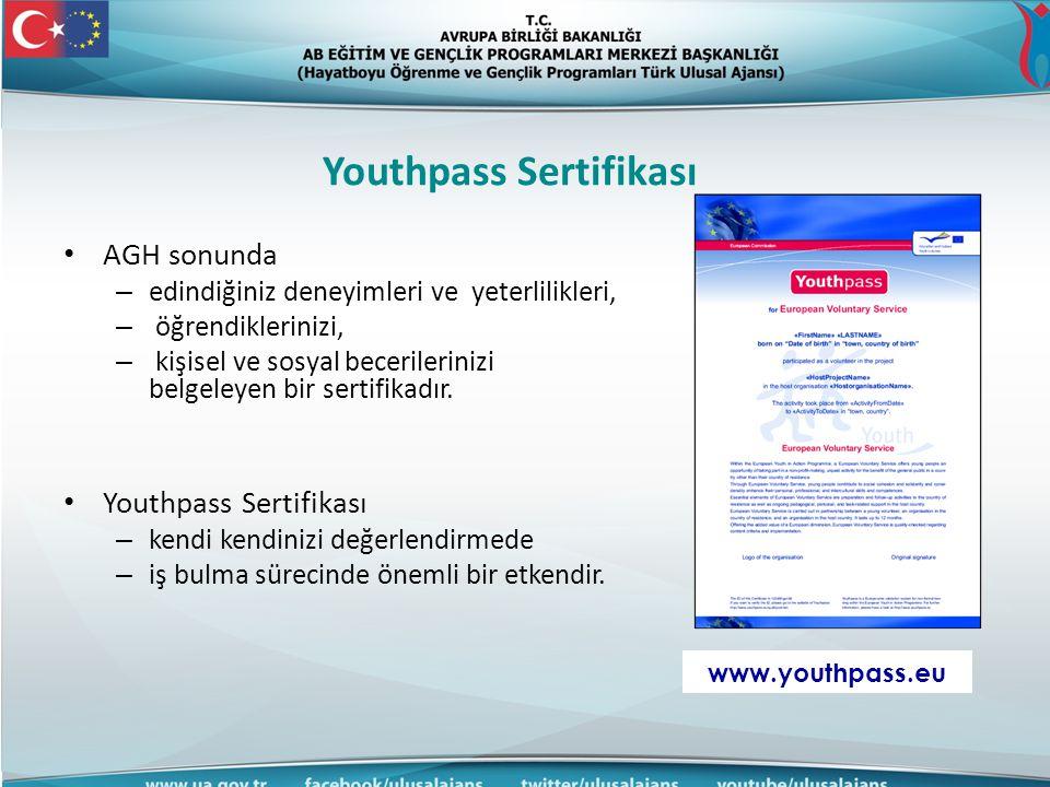 Youthpass Sertifikası