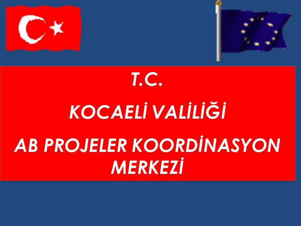 AB PROJELER KOORDİNASYON MERKEZİ
