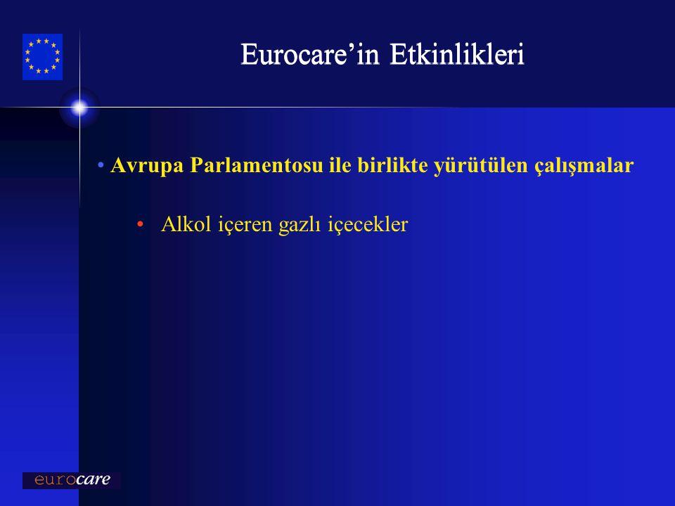 Eurocare'in Etkinlikleri