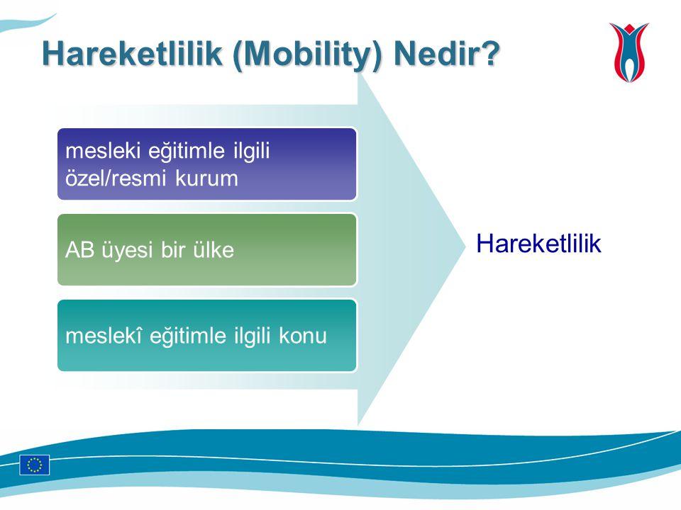 Hareketlilik (Mobility) Nedir
