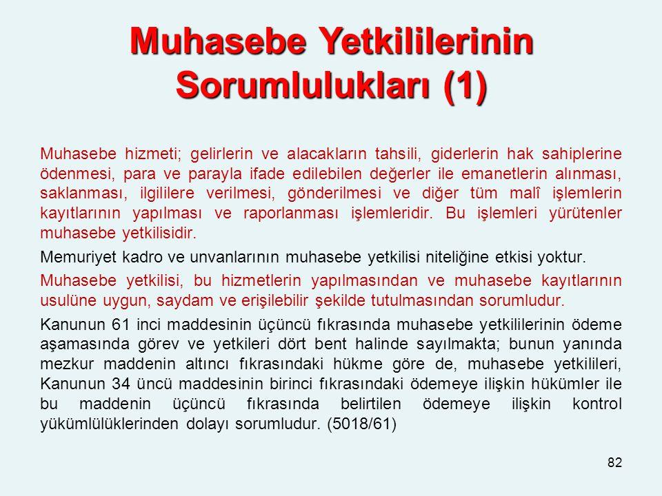 Muhasebe Yetkililerinin Sorumlulukları (1)
