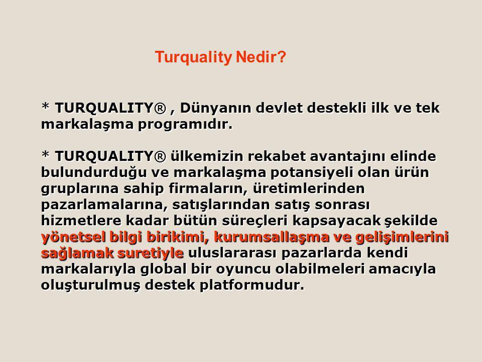 Turquality Nedir