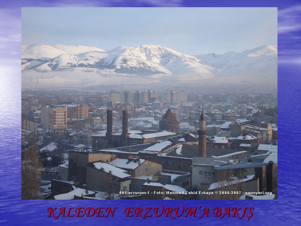 KALEDEN ERZURUM'A BAKIŞ