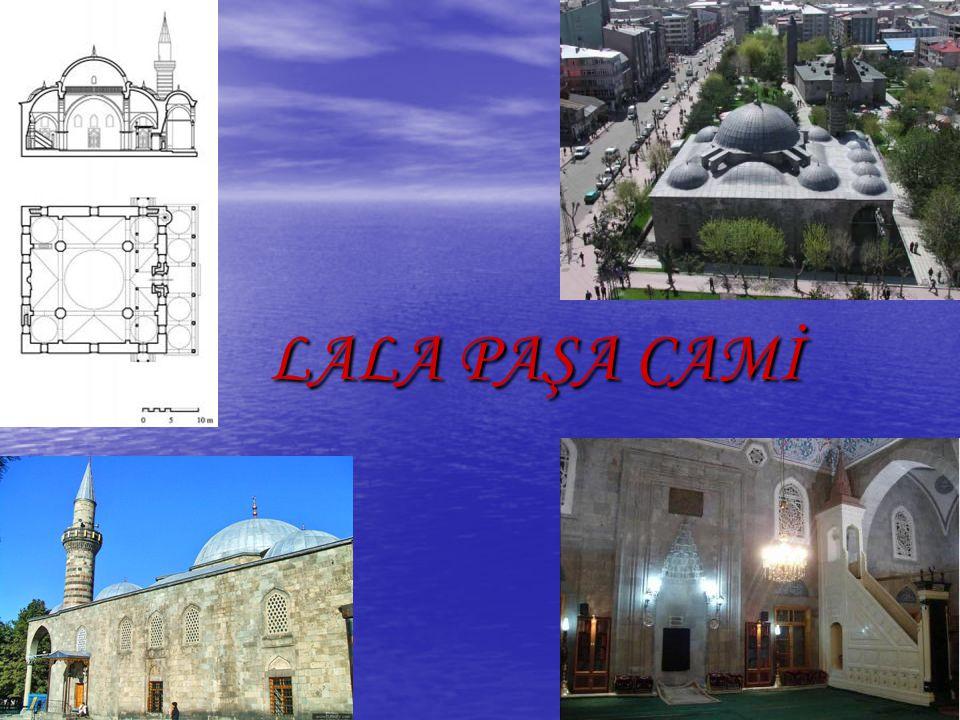 LALA PAŞA CAMİ